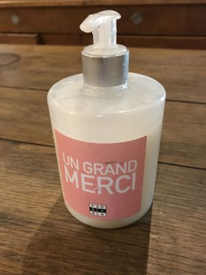Savon de Marseille padblabla - Produit - fr
