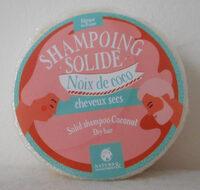 Shampoing solide Noix de coco cheveux sec - Produit
