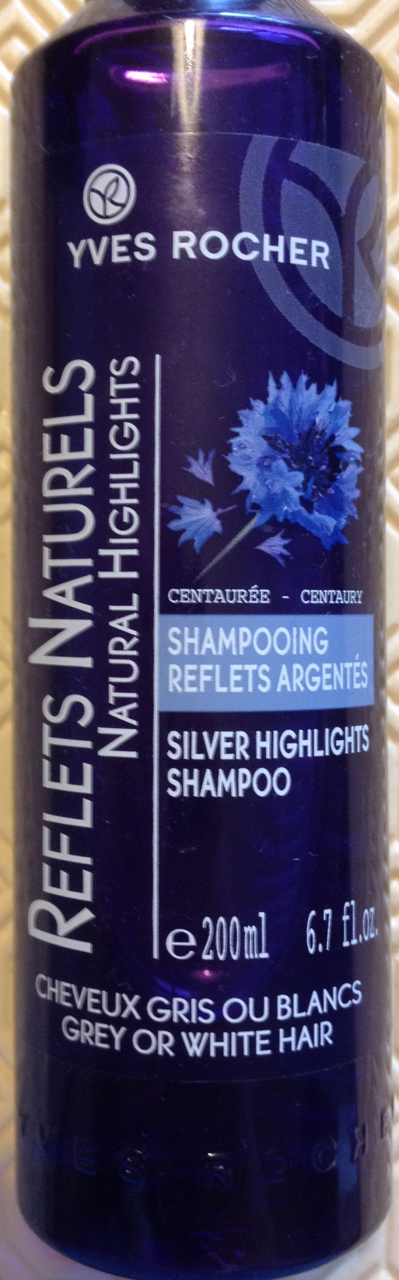 Shampooing reflets argentés - Product - fr