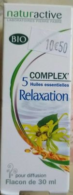 Complex 5 huile essentielle relaxation - Product