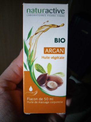 Bio Argan huile végétale - Product