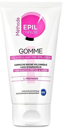 Gomme epil minute - Product