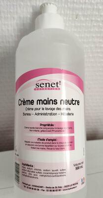 senet, crème mains neutre - Product - fr
