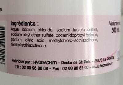 senet, crème mains neutre - Ingredients - fr