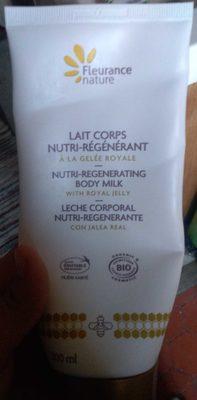 Lait corps nutri-régénérant - Product