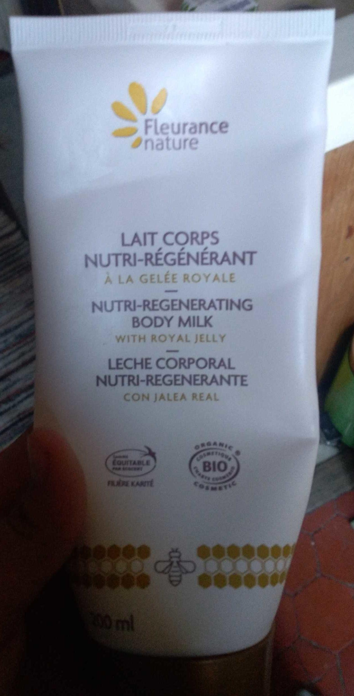 Lait corps nutri-régénérant - Produit