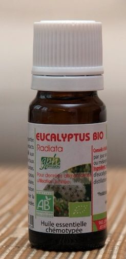 Eucalyptus Radiata Bio - Product