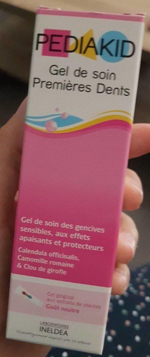 Gel de soin premières dents - Product - fr