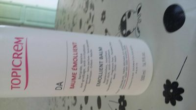 Beaume emollient - Product