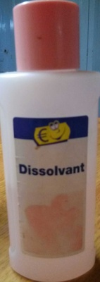 Dissolvant - Produit - fr