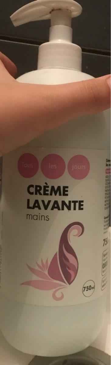 Crème lavante - Product - fr
