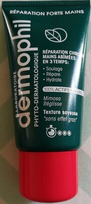 Crème Mains Réparation Forte - Produit - fr