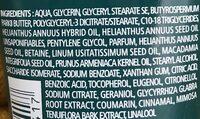 Crème Mains Réparation Forte - Ingrédients - fr