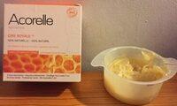 Cire Royale - Aisselles, Maillot, Visage - Produit