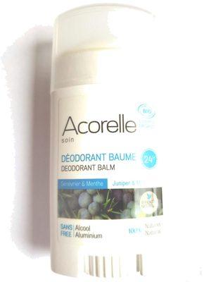 Deodorant Balm - Produit - fr
