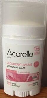 Déodorant baume - Product - fr