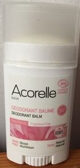 Déodorant baume - Product