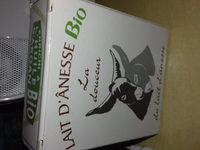 lait d'ânesse bio - Produit
