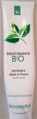 Dentifrice Bio - Product - fr