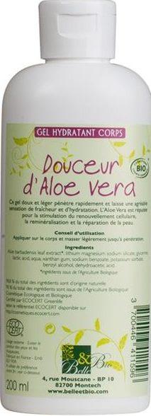 Gel Aloé Vera bio - Product