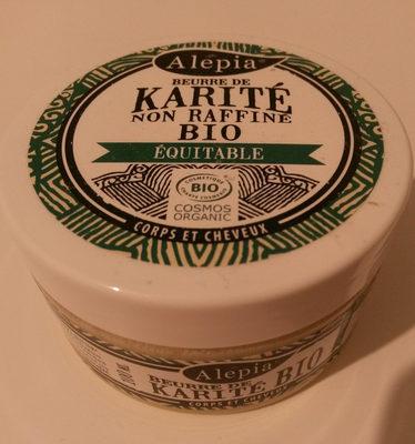 Beurre de karité - non raffiné, bio, équitable - Produit - fr