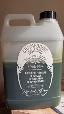 "shampoing douche ""Geneviève PATOU"" - Product - fr"