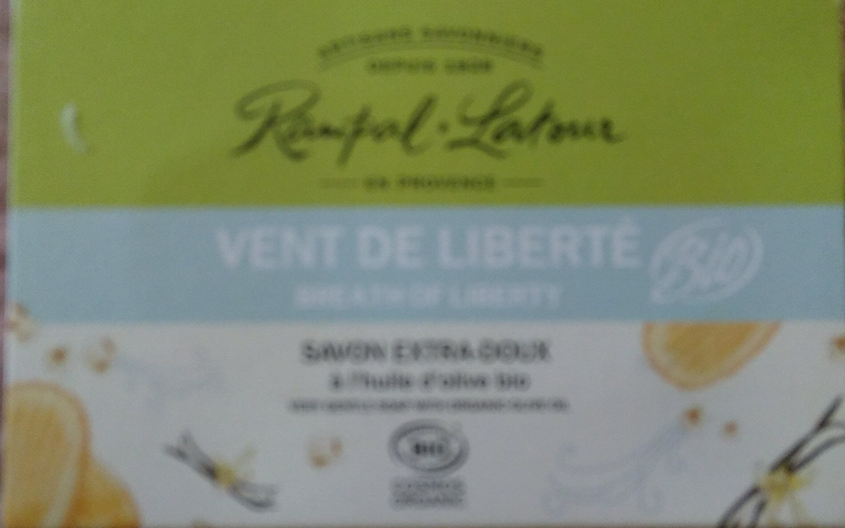 Vent de Liberté - Product - fr