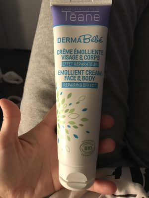 Crème émolliente visage et corps - Produit - fr