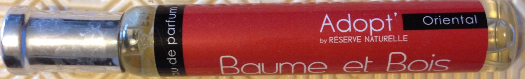 Adopt' Oriental Baume et Bois - Produit - fr