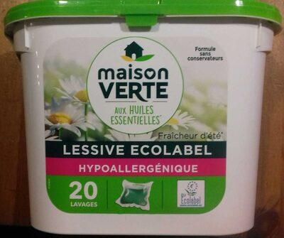 LESSIVE HYPOALLERGÉNIQUE - Продукт - fr