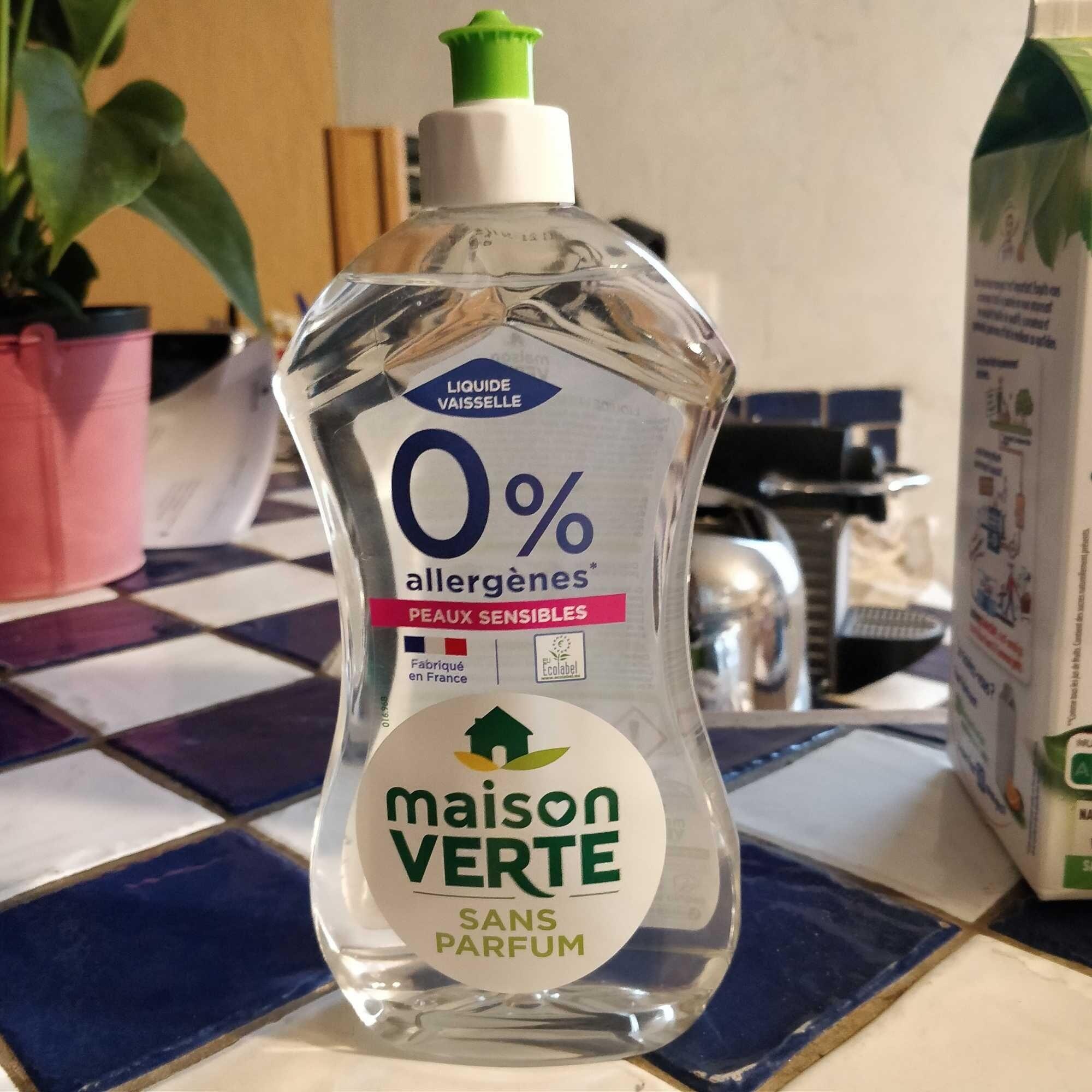 Vaisselle main 0% - Product - fr