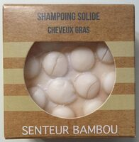 Shampoing solide - cheveux gras - Product - fr