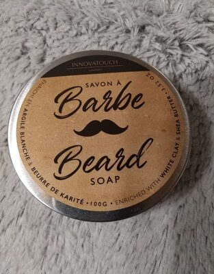 Savon a barbe - Product