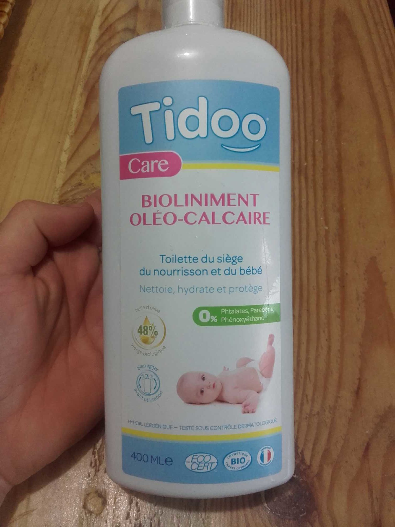 Bioliniment oléo-calcaire - Produit - fr
