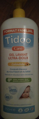 gel lavant ultra-doux - Product