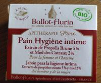 Pain hygiène intime - Product - fr