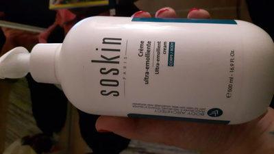 crème ultra émolliente - Product - fr