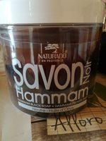 Savon noir hammam - Produit