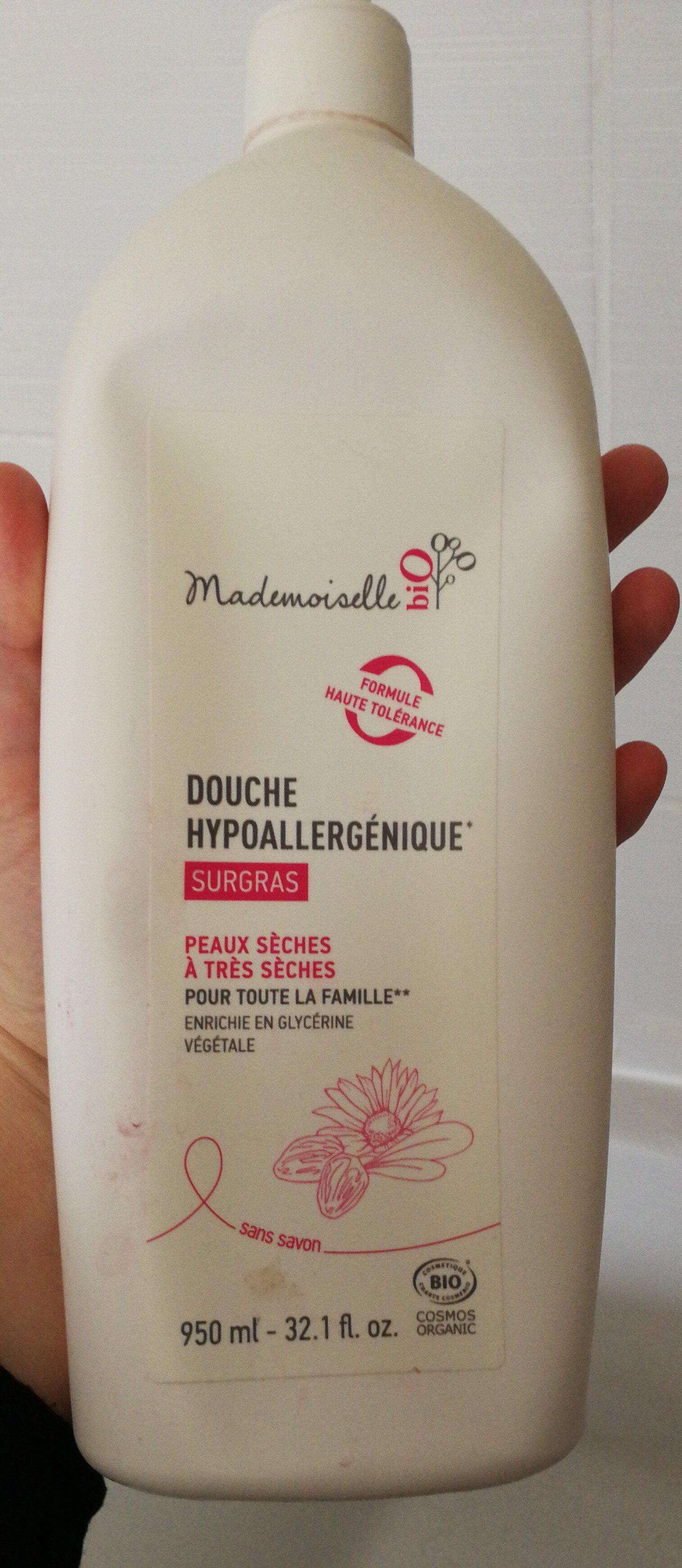 douche hypoallergenique surgras dans savon - Product - fr