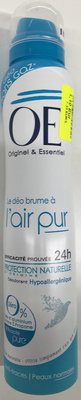 Le déo brume à l'air pur - Product