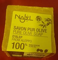 Savon pur olive - Product - fr