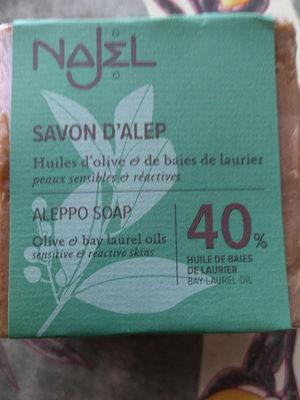 Savon d'Alep - Product