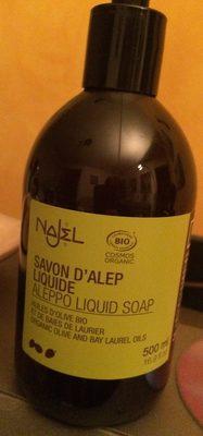 Savon d'Alep Liquide - Produit - fr