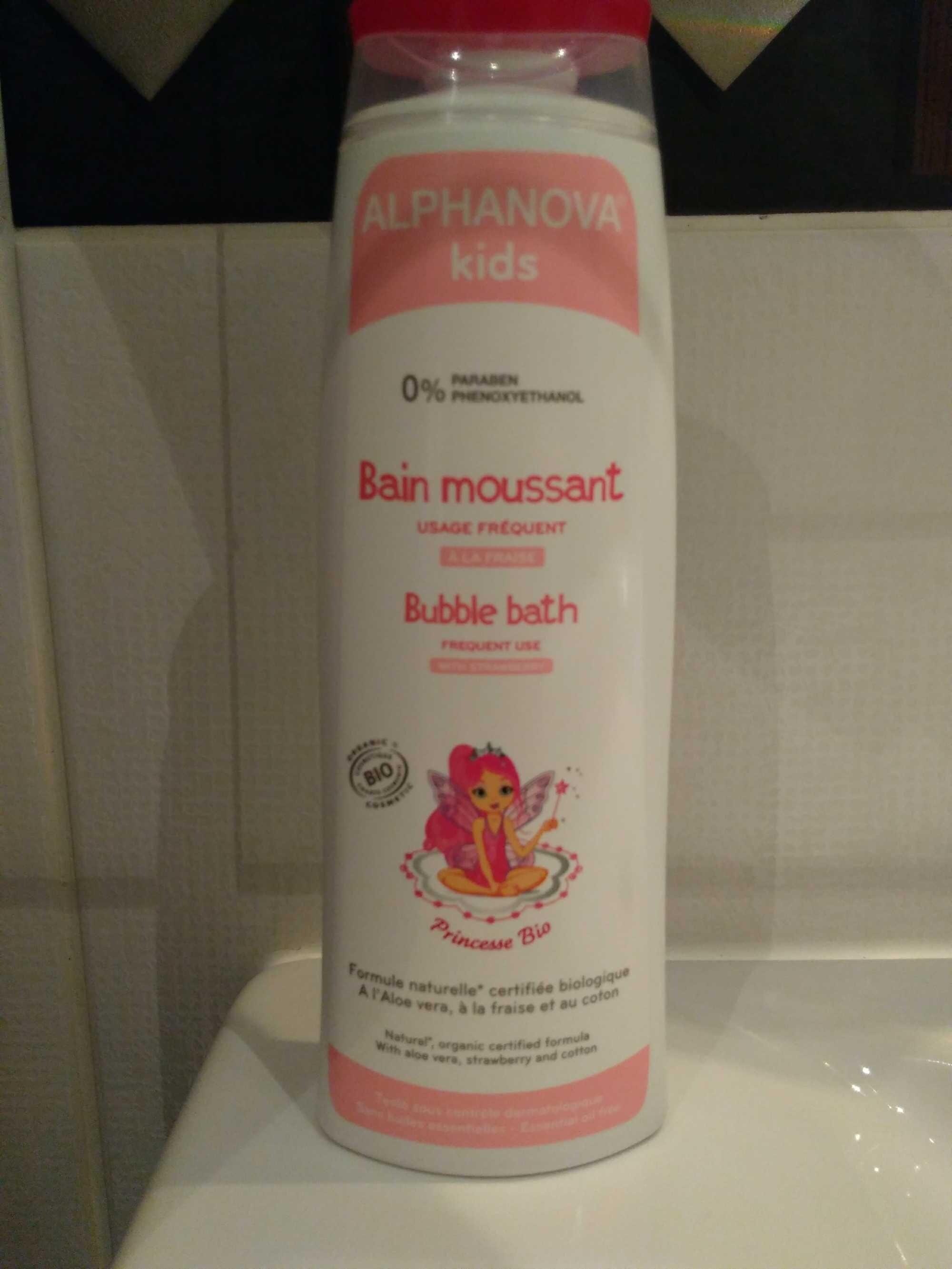 Bain moussant - Product - fr