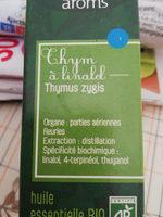 huile essentielle de thym à linalol - Product