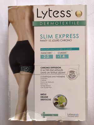 Panty slim express - Product - fr