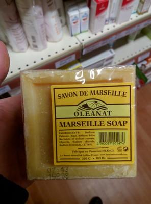 Savon de Marseille - Marseille Soap - 1
