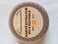 beurre de karité sans parfum - Produit - fr