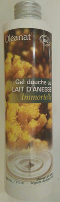Gel douche au lait d'anesse Immortelle - Product - en