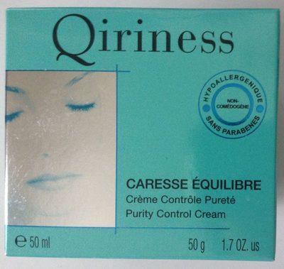 Crème contrôle pureté - Product